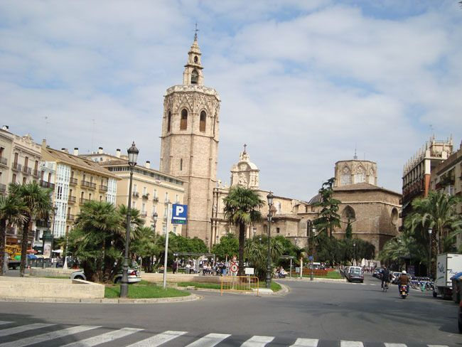 Viajar a Valencia (España) con niños