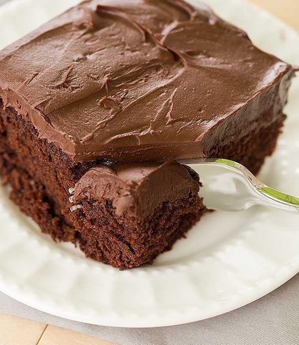 Chocolate Cake Mocha Frosting Ina Garten