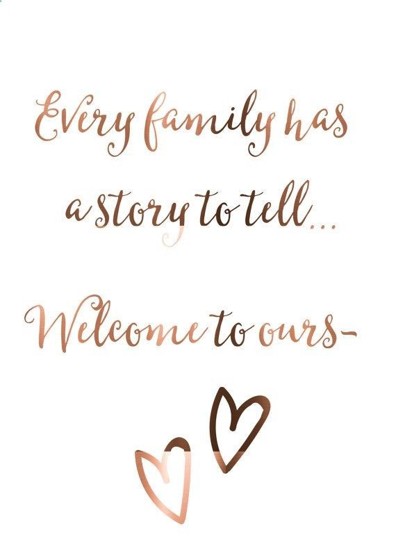 41 Best And Inspirational Family Quotes