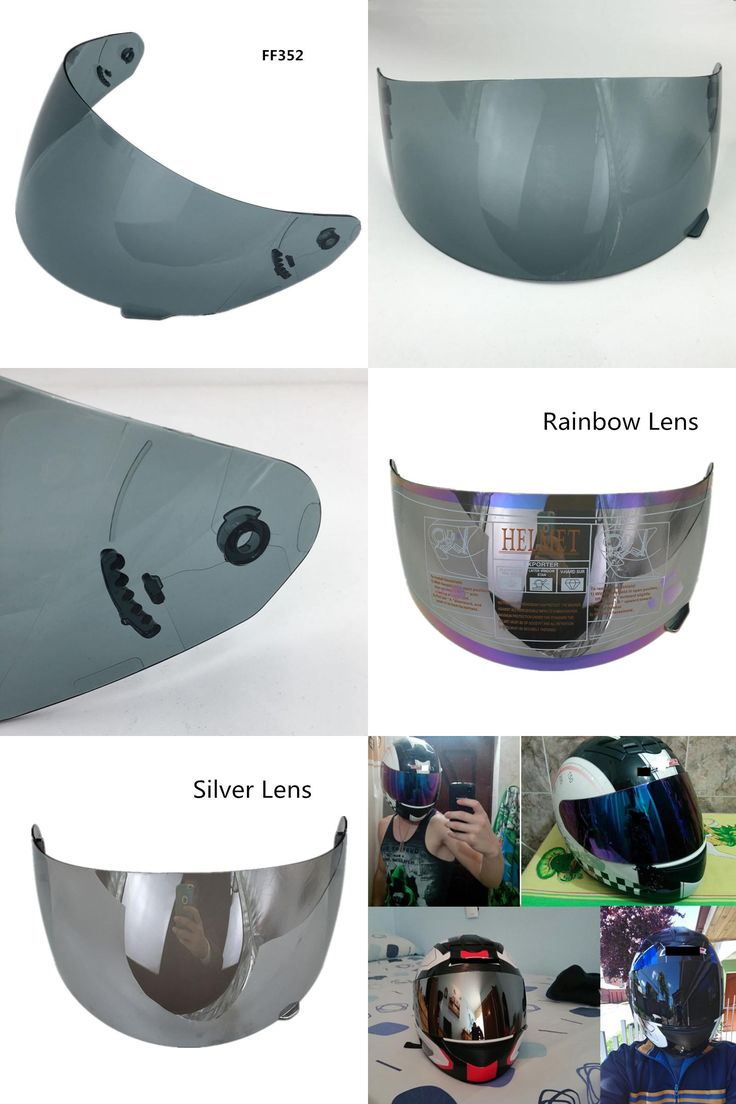 [Visit to Buy] 1 piece face shield for LS2 FF352 Full face motorcycle helmet visor replacement glasses Lens for ls2 FF352 ff384 ff351 helmets  #Advertisement