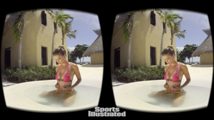 Virtual Reality Sports Illustrated Swimsuit Issue