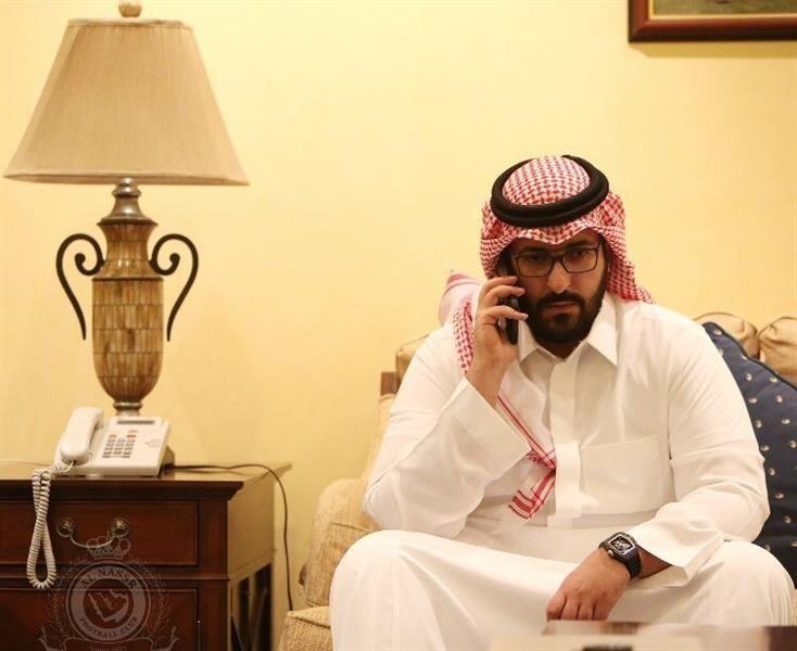 آل سويلم يعزي عضو شرف نادي النصر طلال الرشيد في وفاة والده Fashion Robe