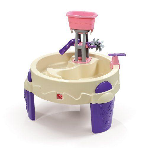 Step2 Girl S Big Splash Waterpark  Pink  Purple  39 99