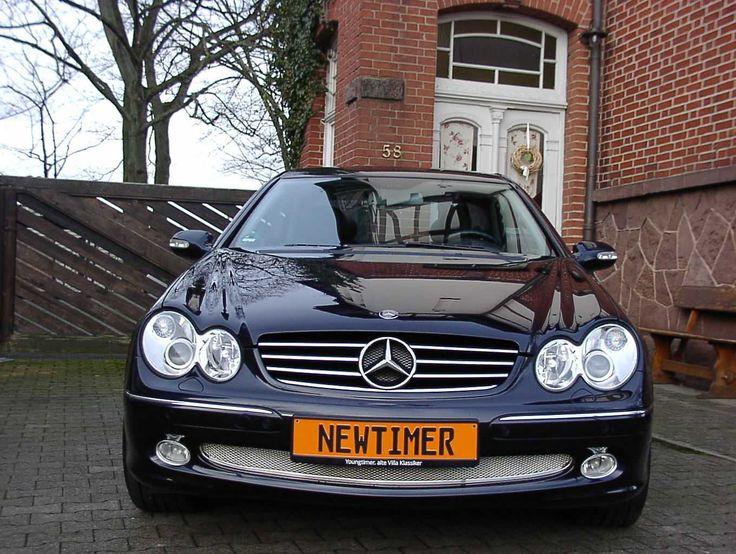 Wunderschöner Mercedes CLK 320 Avantgarde aus erster Hand- nur 58000 km .TIP TOP