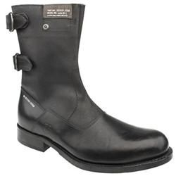G-Star Raw Male G-Star Raw M.I. Dossier Leather Upper Casual Boots in Black G-STAR RAW G-Star Raw M.I. Dossier Another great style from the Autumn collection of G-Star Raw. Biker styled boots which carry an urban fashion identity and have a leather upper with buckled straps f http://www.comparestoreprices.co.uk/mens-shoes/g-star-raw-male-g-star-raw-m-i-dossier-leather-upper-casual-boots-in-black.asp