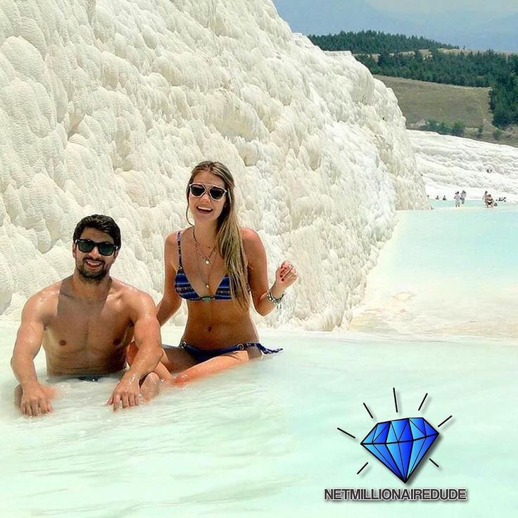 "Would You  Like To Relax At Cotton Castle? :  Pamukkale Castelo de algodão (Cotton Castle)  VIA @viajandocomamor  LIKE  SHARE  SAVE  FOLLOW @travelinfinitely : Pamukkale  Turkey  in Turkish means "" Cotton Castle ""  is a set of thermal pools with mineral waters of calcareous origin is located in the ancient city of Hierapolis which was built around the hot springs that were known to heal people! To get to this natural paradise you have To go to Denizli  and from there take a van to Pamukkale…"