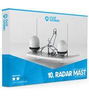 SOLIDWORKS® Yacht Course - Module #10 - Radar Mast Tutorial