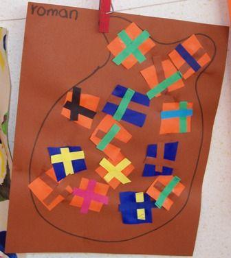 Thema Sinterklaas: de zak van piet