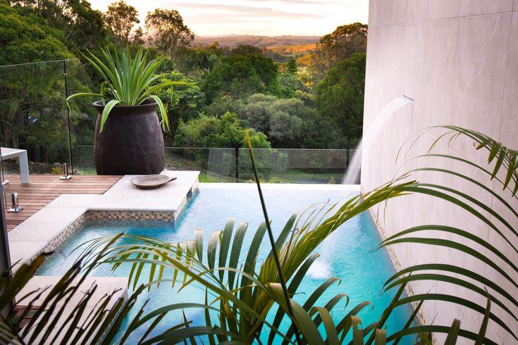 Komala Villa Pool & View