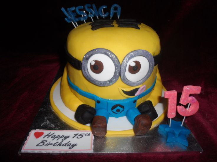 MINION THEMED CAKES FOR JESSICA AND OLIVIA www.frescofoods.co.nz Email: fresco@woosh.co.nz