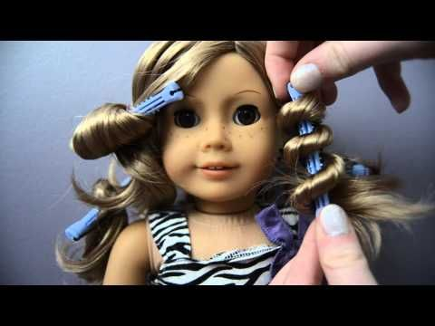 Astounding 1000 Ideas About American Girl Hairstyles On Pinterest Doll Short Hairstyles Gunalazisus