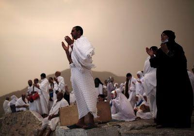 In Pictures : The Hajj pilgrimage   In Pictures: The Hajj pilgrimage  Arafat Hajj Hajj in Pictures Holy Haram Islam Mecca Mina Muslim Muzdalifah Saudi Arabia World