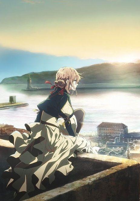 Découvrez les doubleurs de l'anime  Violet Evergarden