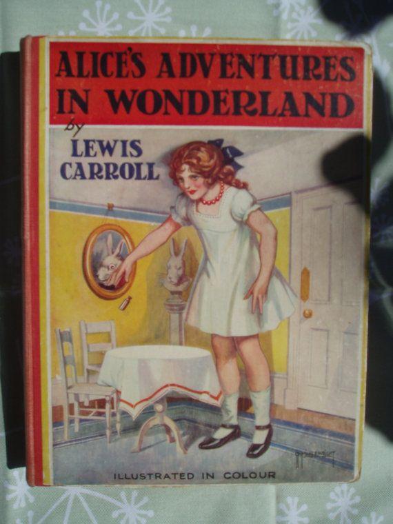 Alice in wonderland cartoon characters-4950