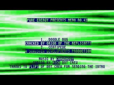 Atari ST games: Pure Energy #42