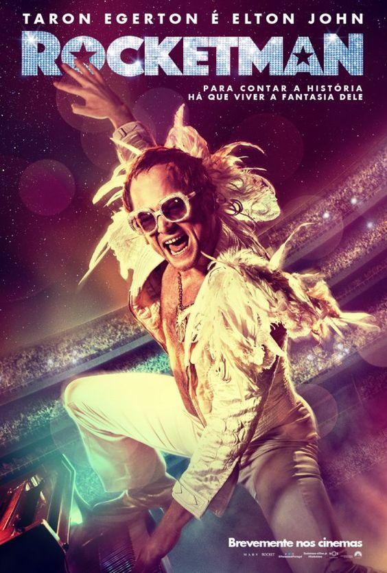 Rocketman Com Imagens Elton John Filmes Filmes Completos Online
