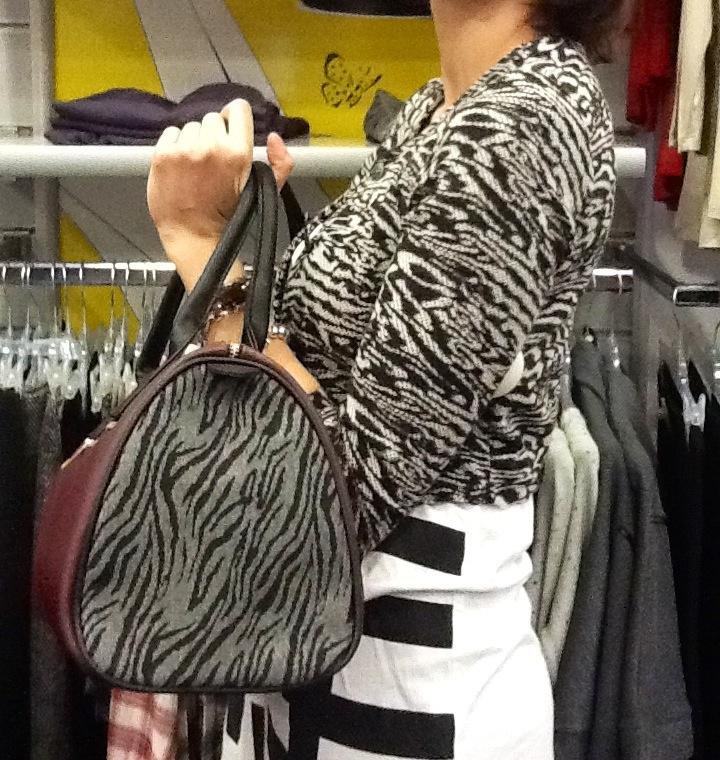 Animalprint zebra