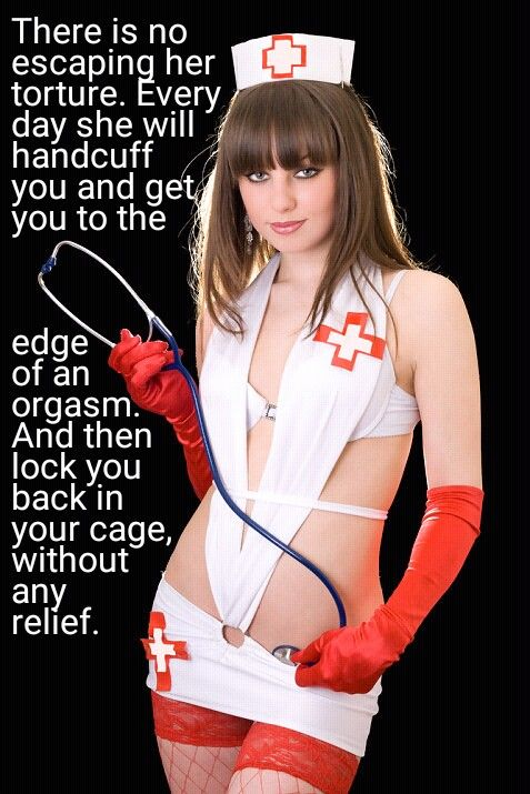 Latex nurse bondage brutal first time if 3
