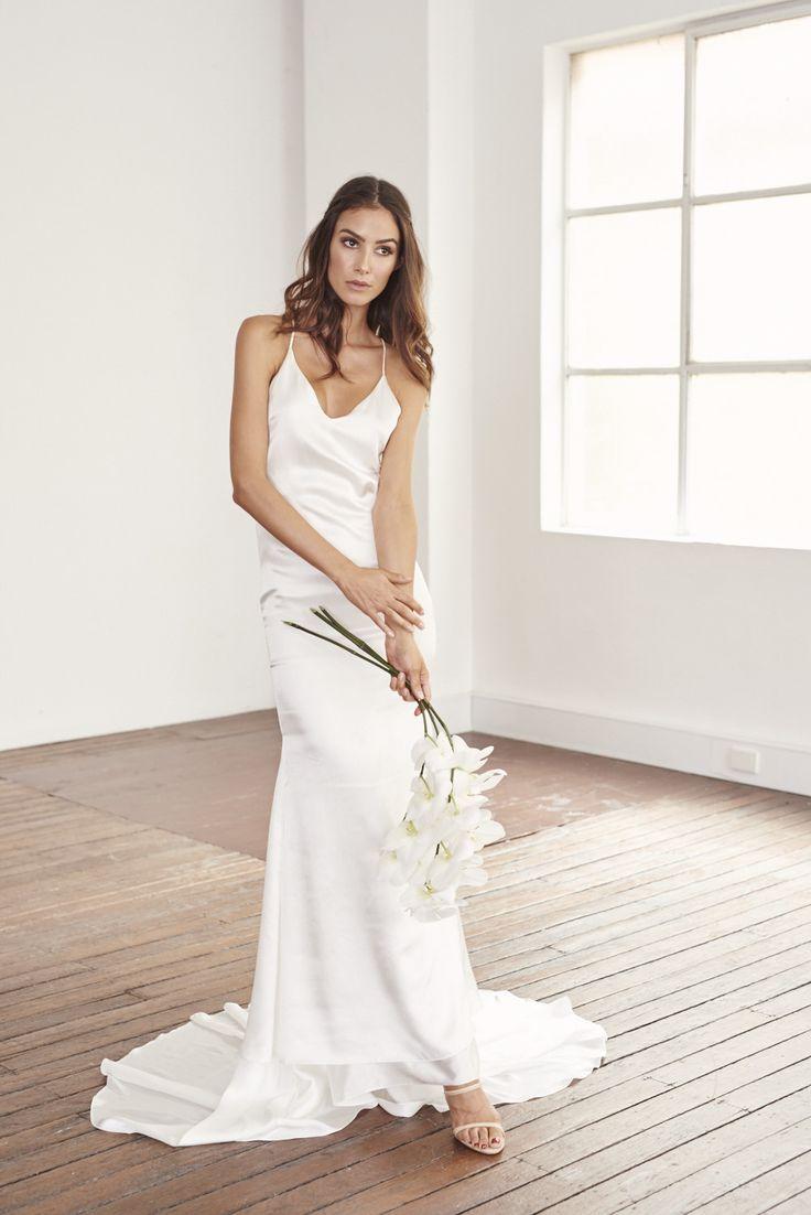 Apollo Gown by Julia Softley Bridal