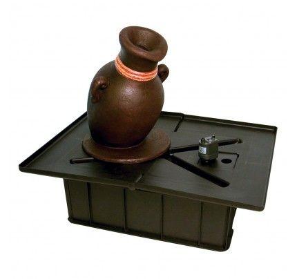 Aquascape AquaBasin Mini Fountain Kit - Leaning Vase
