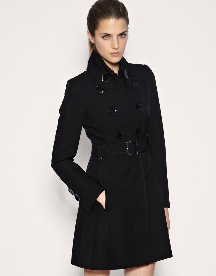 Perfect Womens Trench Coat : Womens Trench Coat2