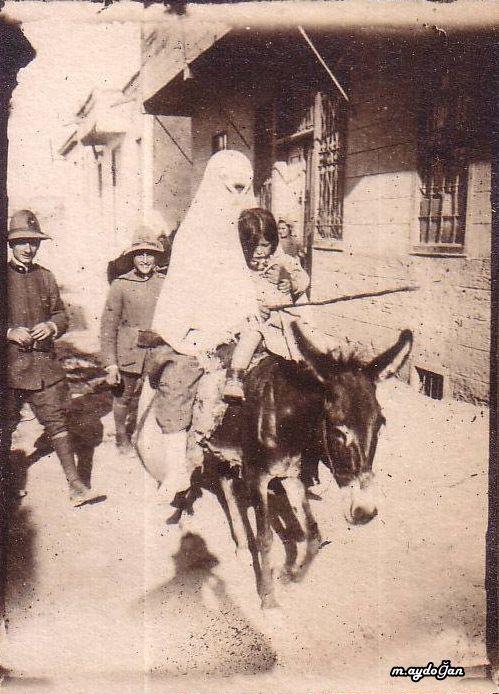 konya- işgal yılları