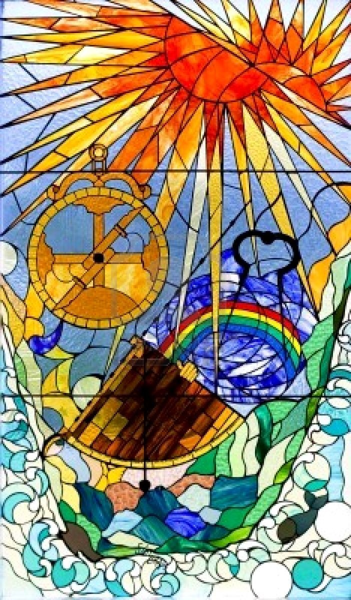 17 Best Images About Cool Stained Glass On Pinterest