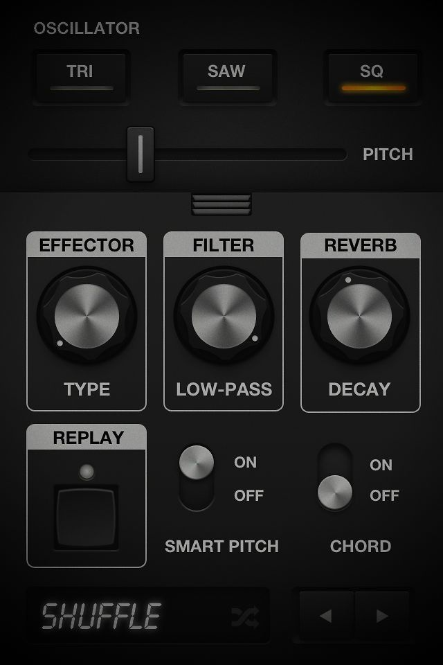 iToneMaker - Morse Edition by pentacom. Choosing ringtones?      名前や好きな言葉をモールス信号に変換して着信音を作成