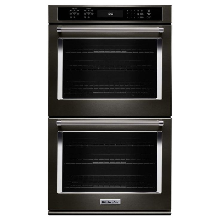 Kitchenaid Self Cleaning Convection Double Electric Wall