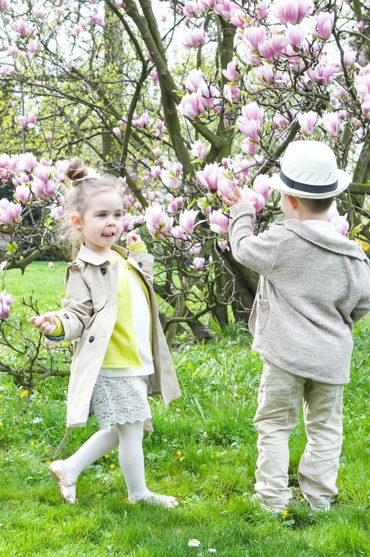 spring spring fashion kids