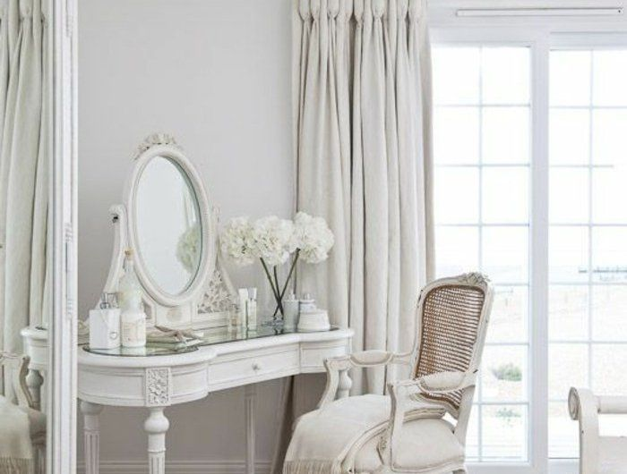 Les 25 meilleures id es concernant chambres shabby chic for Ameublement shabby chic