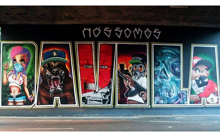 Image Er Crew, Anderson Atual-art, Harley Dvs, Gamão Souza Dias, Chambs Cong, Agnaldo Rodrigues Mirage e Origi Davila.