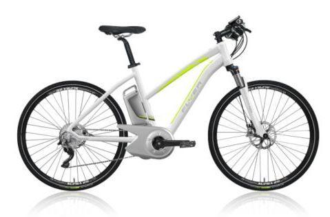 De Flyer RS Serie is een sportieve elektrische fiets!