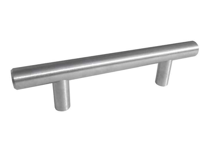 Fresh Brushed Stainless Steel Cabinet Pulls