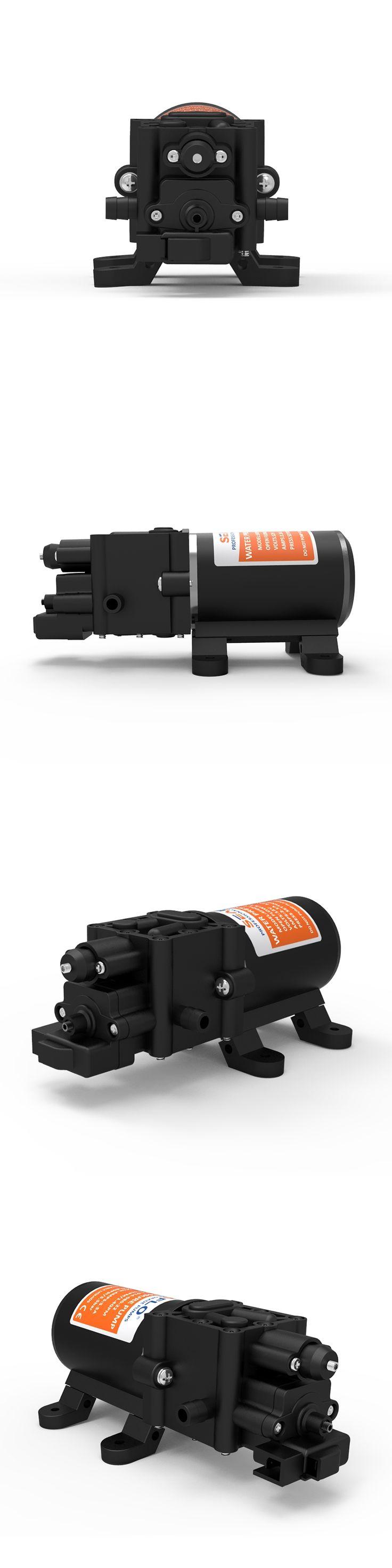 SEAFLO 24 V Water Pressure Pump Self Priming Boat Diaphragm Water transfer Pumps Marine RV