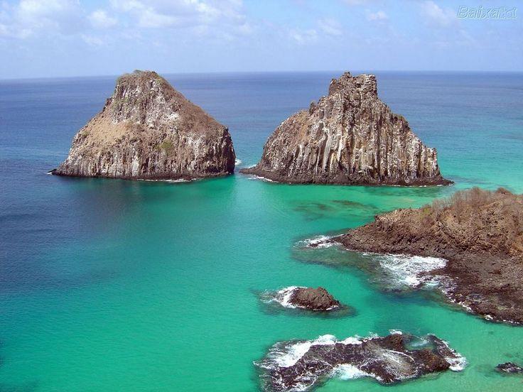 Fernando de Noronha, Brazil | Exotic beaches and places ...
