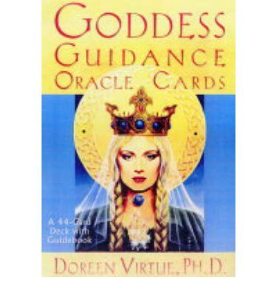 A deck containing 44 goddess cards that can help answer your questions and give you guidance about personal and spiritual growth. The goddesses are from Celtic, Egyptian, African, Judeo-Christian, Buddhist, and other cultures, and they work beautifully with your angels and fit in with any spiritual path.