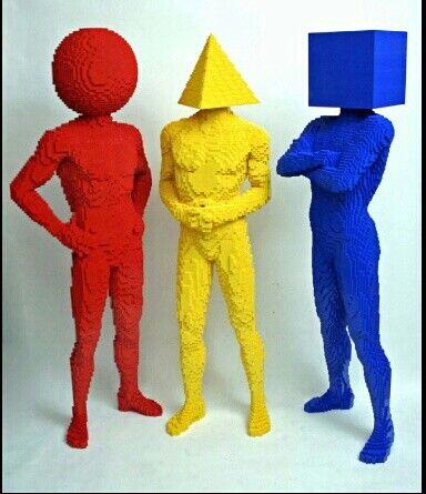 Arte LEGO