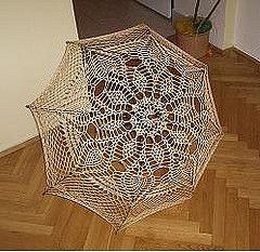 Crochet Umbrella 06