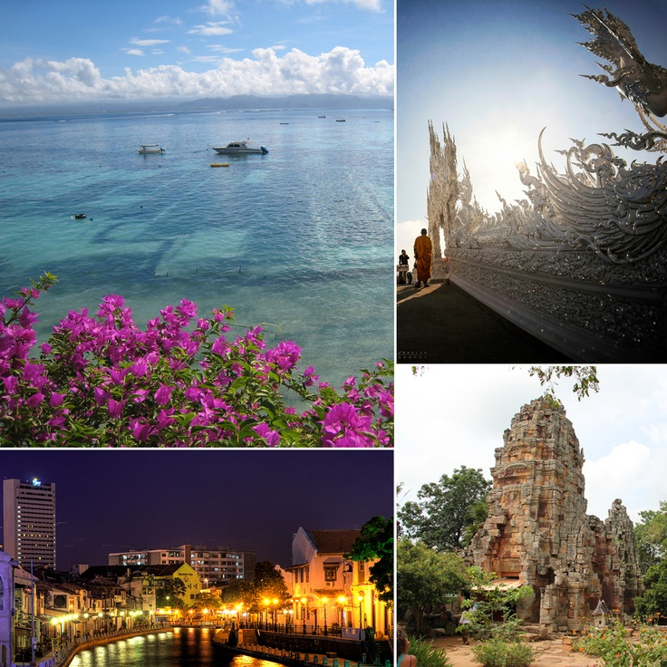 Vacation Ideas South East: Best 25+ Southeast Asia Ideas On Pinterest