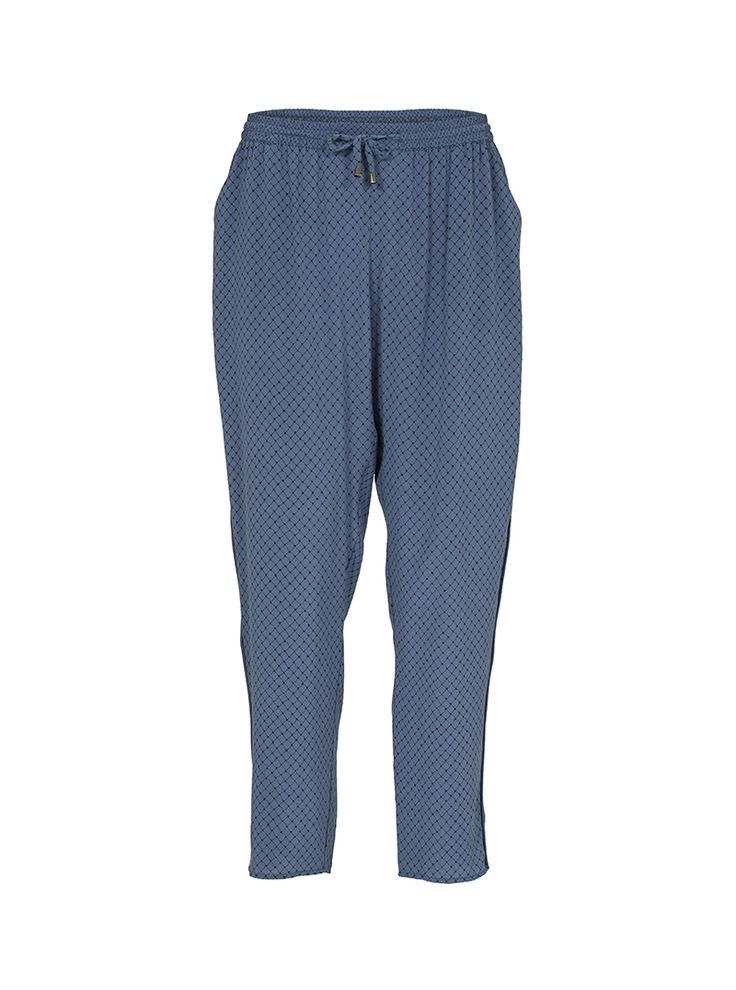 Alinka Stretch-Silk Trousers   Custommade.dk