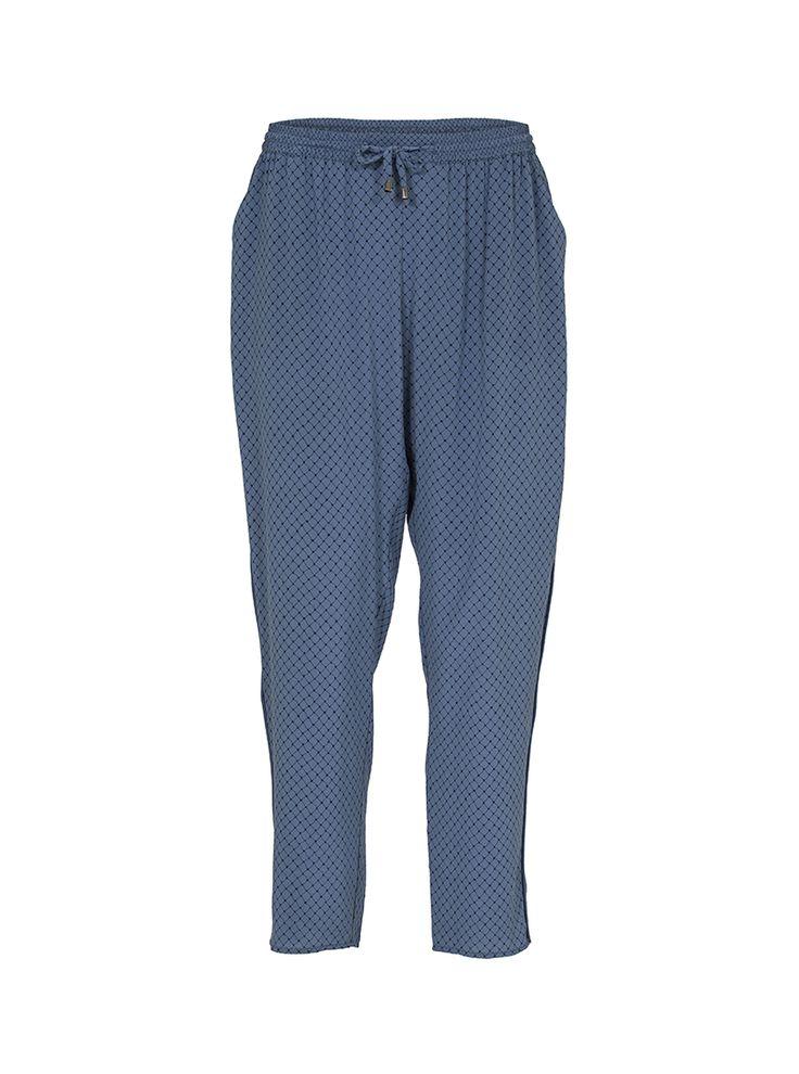 Alinka Stretch-Silk Trousers | Custommade.dk