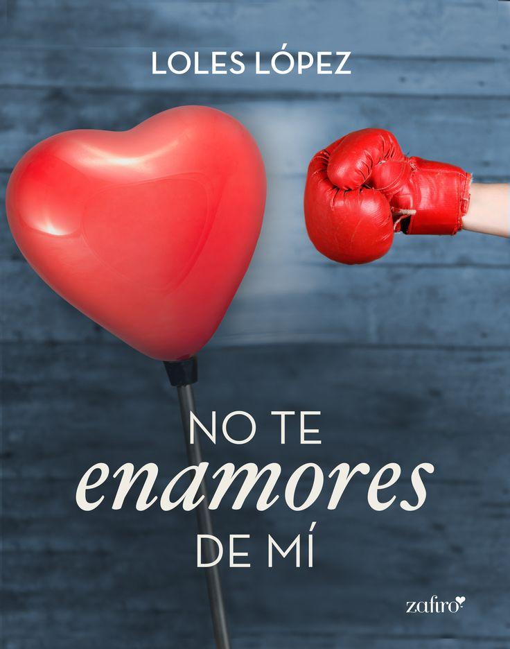 """Portada de mi próxima novela romántica: """"No te enamores de mí""""."""