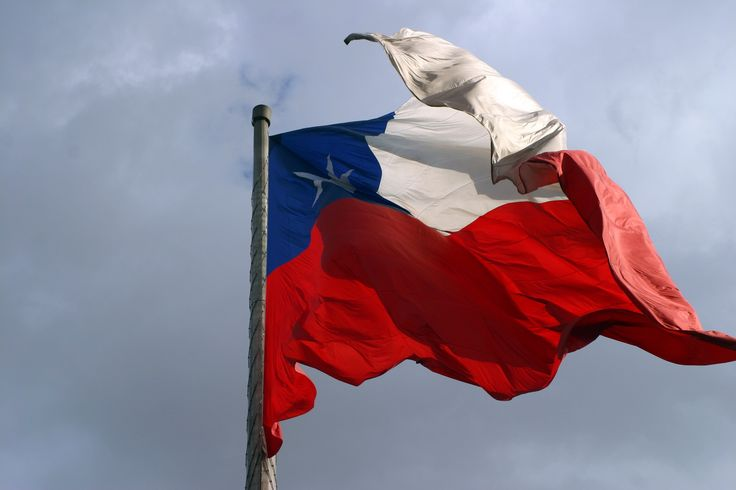 Chile flag by virtualmike - Photo 85114101 - 500px