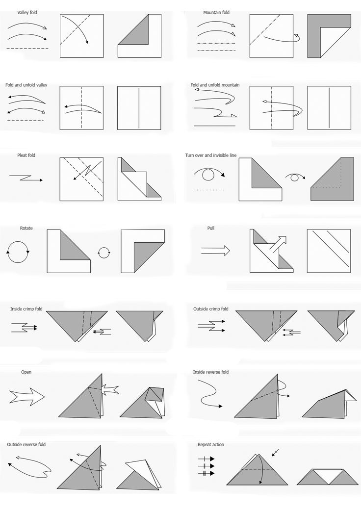 496 Best ORIGAMI Images On Pinterest