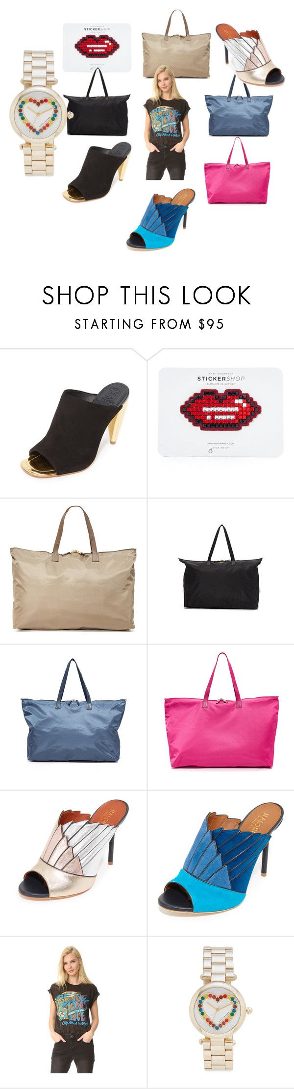 """""""casual dress jewellery fashion trends collection"""" by monica022 ❤ liked on Polyvore featuring Tory Burch, Anya Hindmarch, Tumi, Malone Souliers, MadeWorn, Marc Jacobs and vintage"""