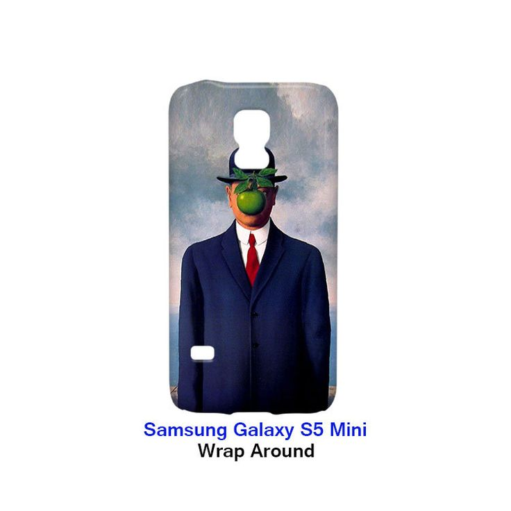 The Son Of Man Renè Magritte Samsung Galaxy S5 Mini Case