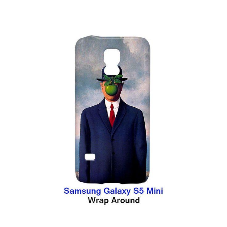 The Son Of Man Renè Magritte Samsung Galaxy S5 Mini Case
