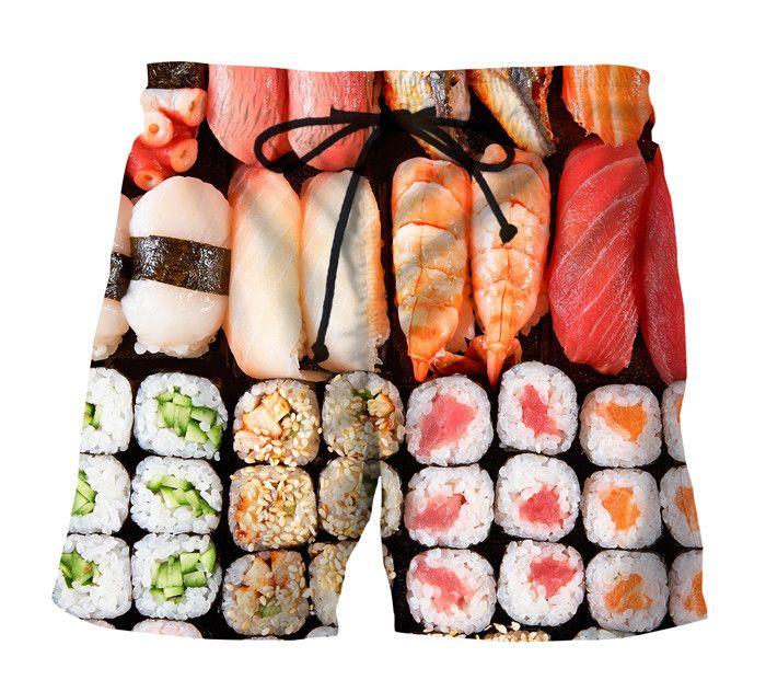 Sushi swimshort – Smooooth clothing