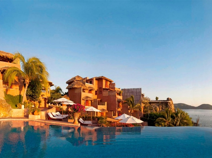 La Casa Que Canta (Zihuatanejo) : Conde Nast Platinum Circle 2012